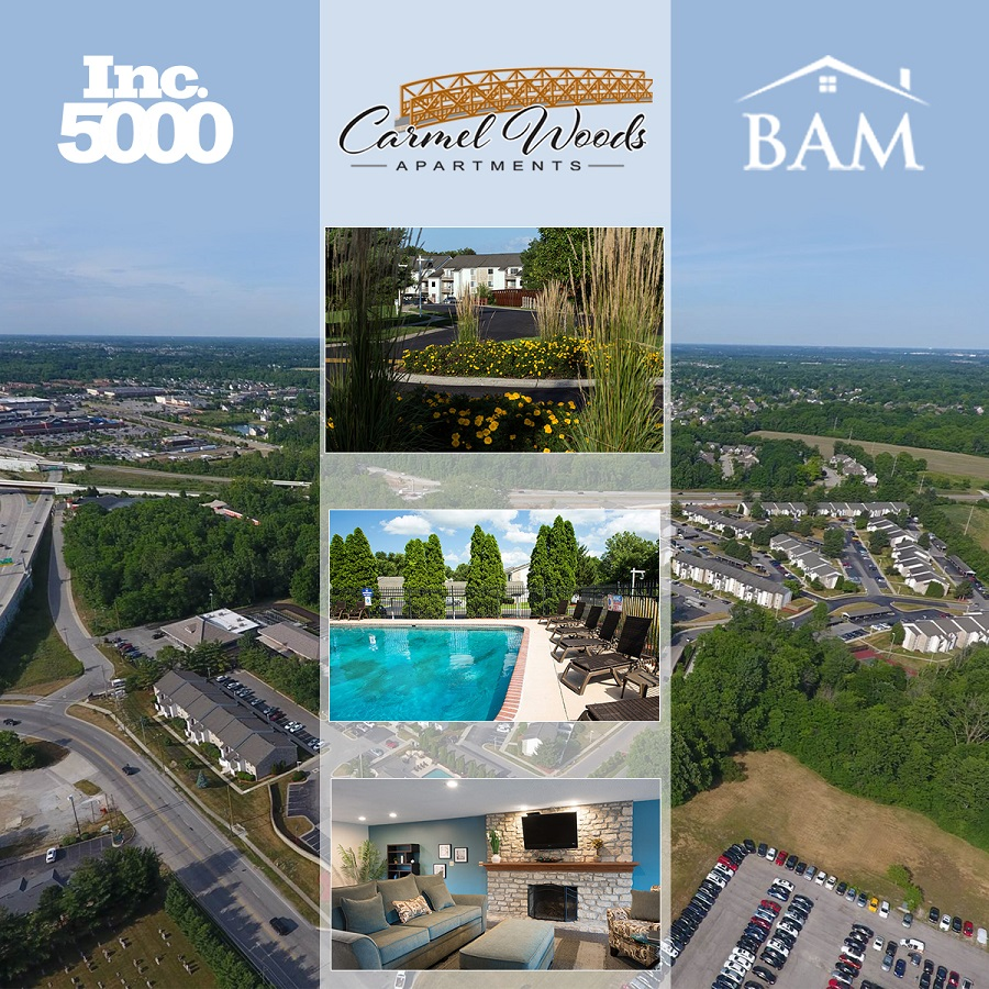 Clay Terrace Apartments: BAM Acquires Carmel Woods Apartments In Indianapolis
