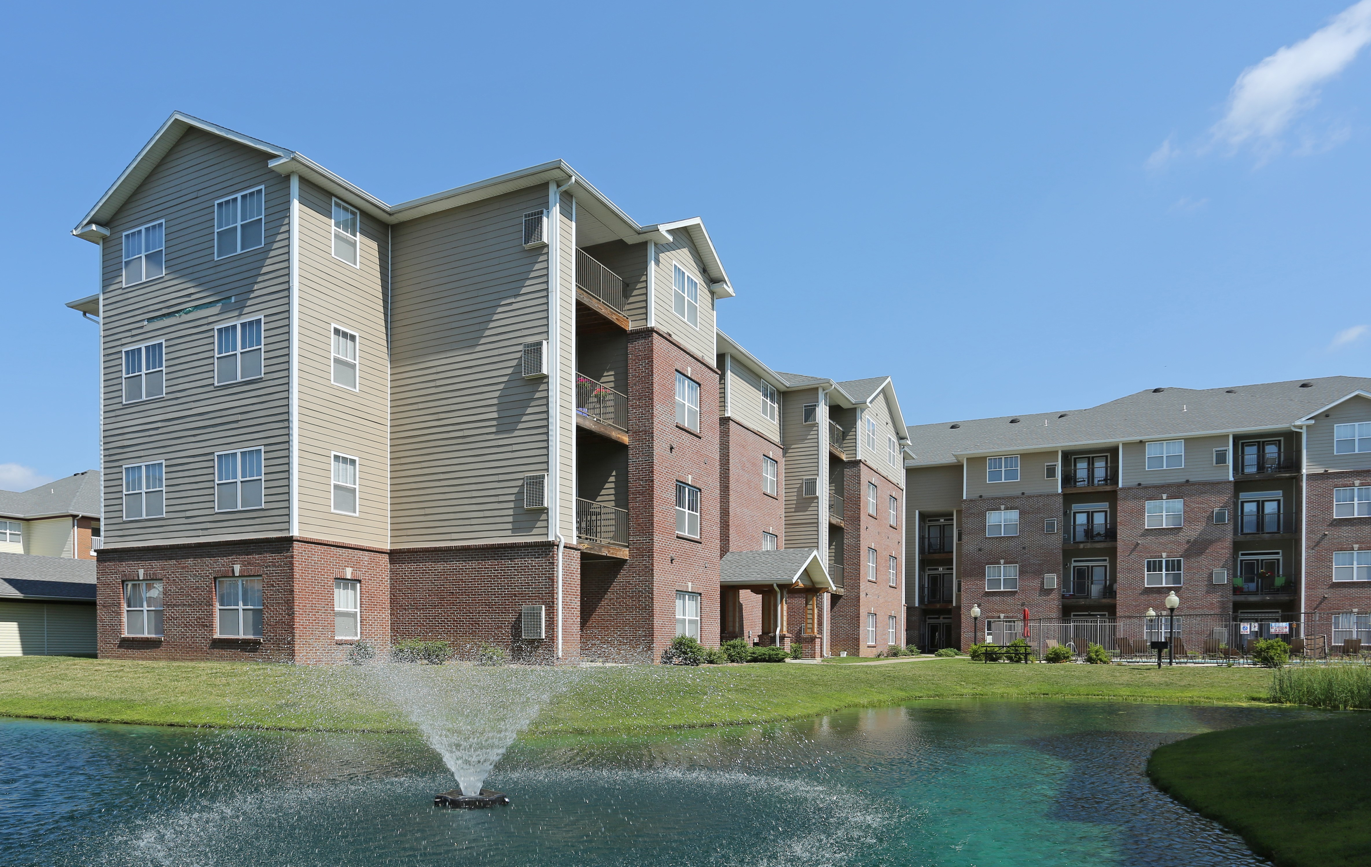 The Reserve Apartments and Townhomes